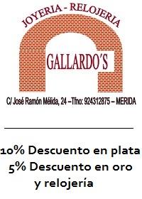 DESCUENTO GALLARDOS