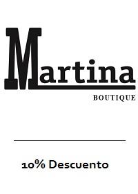DESCUENTO MARTINA