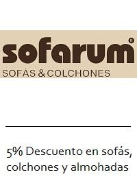 DESCUENTO SOFARUM