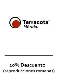 DESCUENTO TERRACOTA